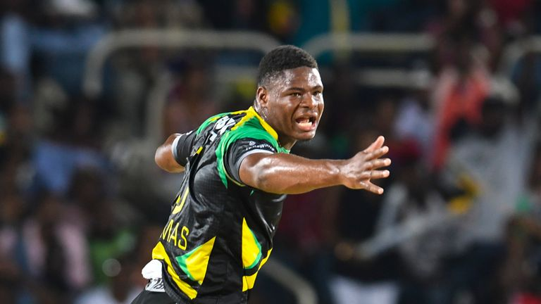 Watch out for raw, 21-year-old West Indies quick Oshane Thomas of Jamaica