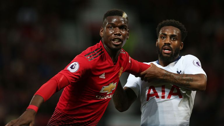 Do Paul Pogba and Danny Rose make it into your combined XI?