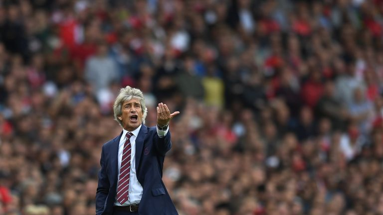 Manuel Pellegrini rues wasteful West Ham after Chelsea stalemate
