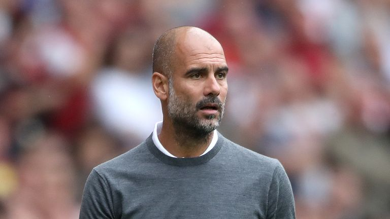 Pep Guardiola is taking nothing for granted against Huddersfield