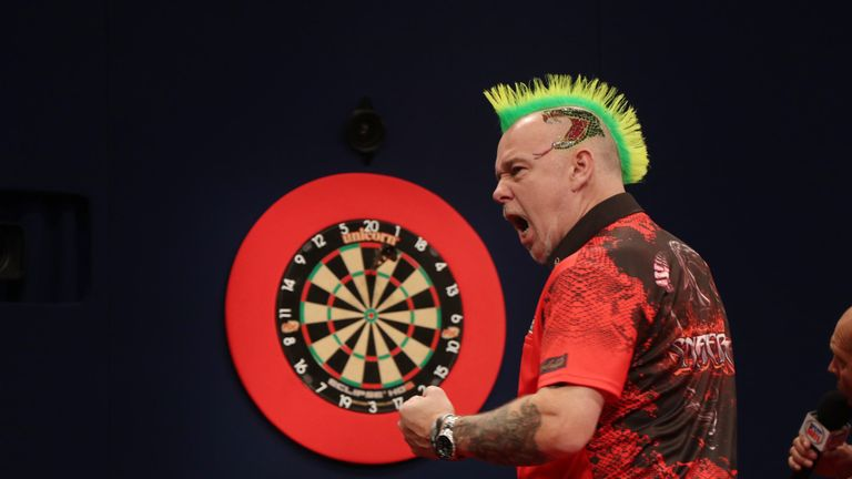 peter wright beats michael smith to win melbourne darts masters