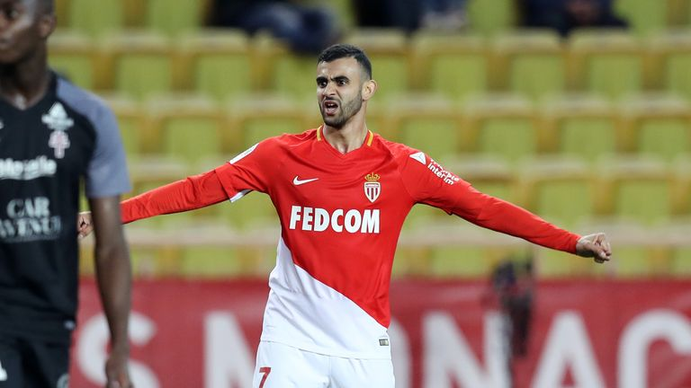 Leicester signed Rachid Ghezzal from Monaco