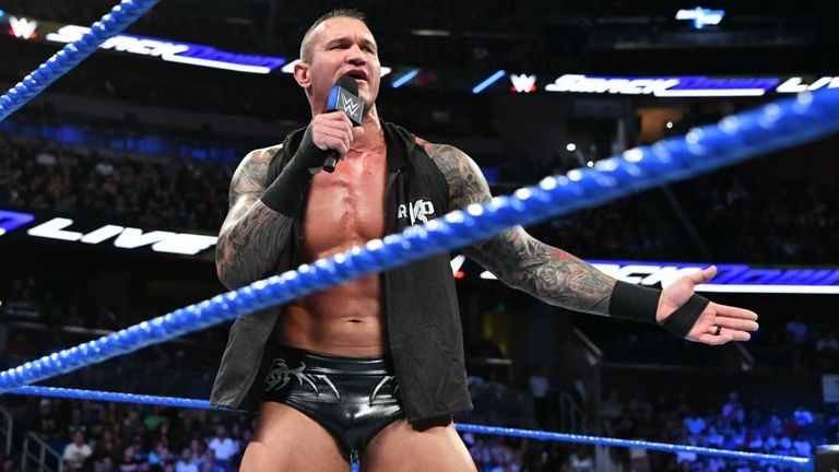 Will Randy Orton inflict his newly-found viciousness on the much-loved Mysterio?