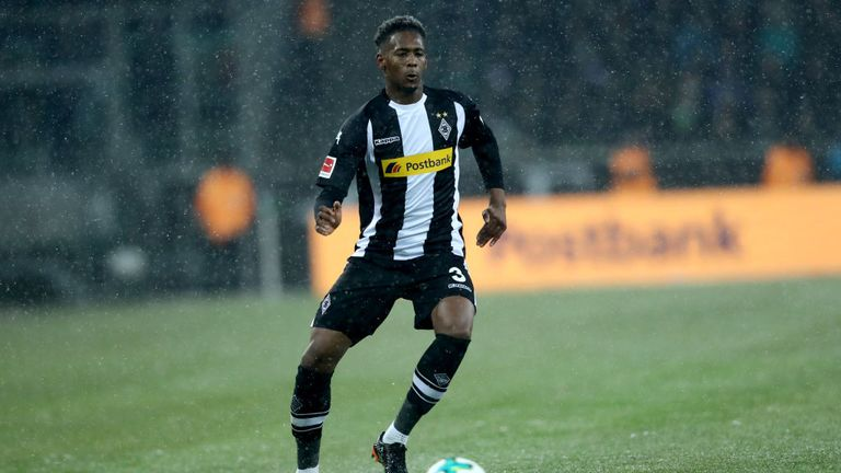 Reece Oxford has spent two loan spells at Borussia Monchengladbach