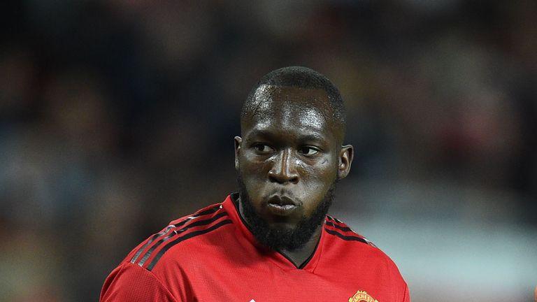 Romelu Lukaku is set to return to the Manchester United starting XI