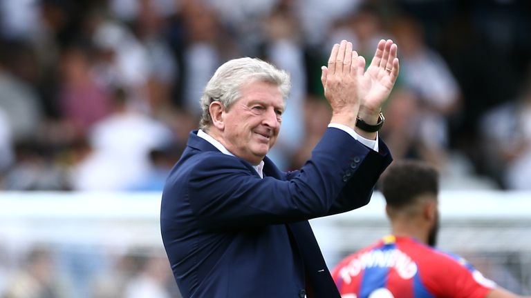 Roy Hodgson keen for Crystal Palace to strengthen in January | Football News |