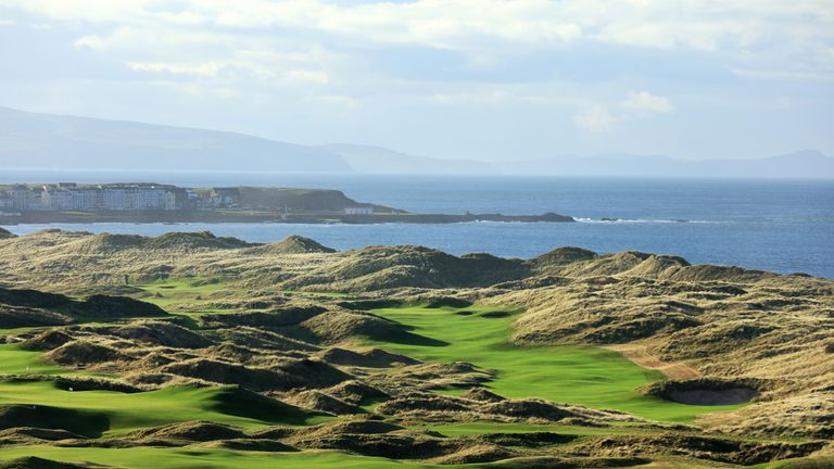 Royal Portrush will host The Open Championship in 2019