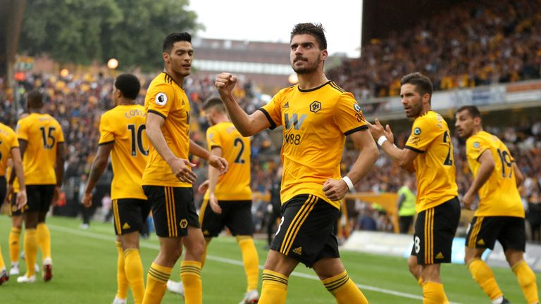 Wolves returned to the Premier League after six years away