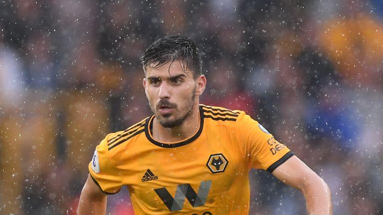 Ruben Neves has starred for Wolves under Santo