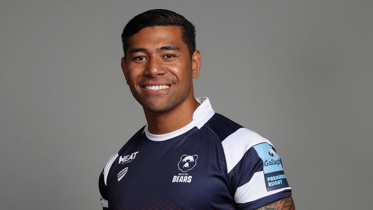 All Black Charles Piutau has moved to Ashton Gate from Ulster