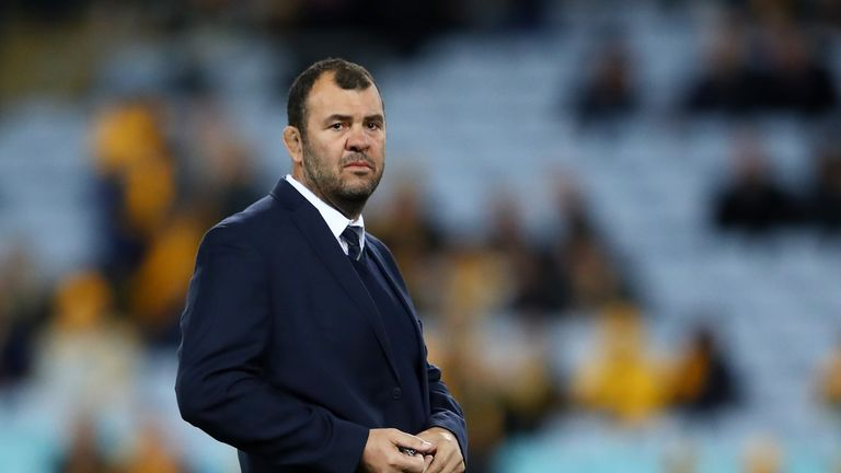 Wallabies head coach Michael Cheika has left out Adam Ashley-Cooper against Wales