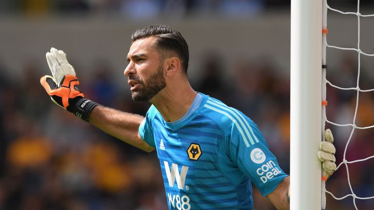 Rui Patricio may have moved to Wolves already