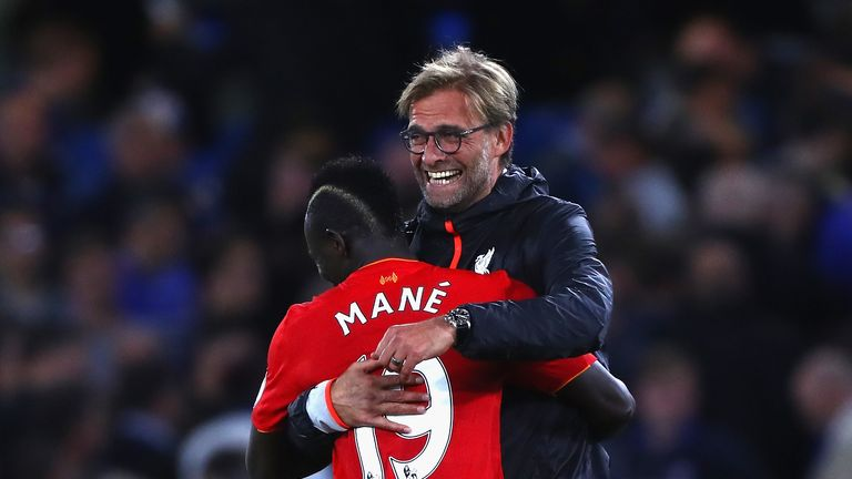 Jurgen Klopp believes Sadio Mane is ready to go to the next level
