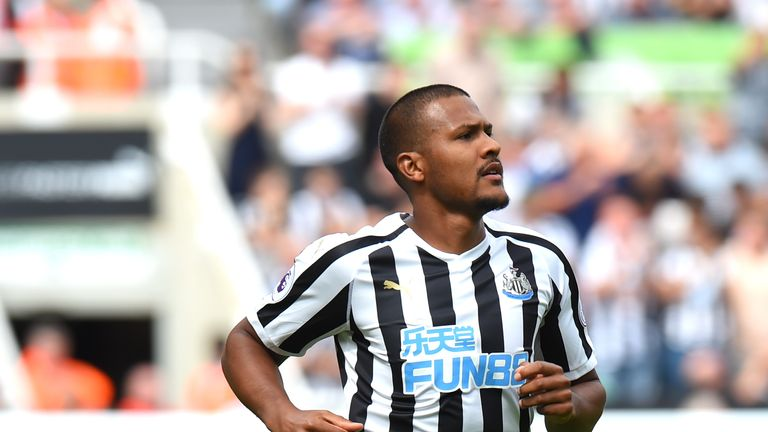 Newcastle will be without Salomon Rondon
