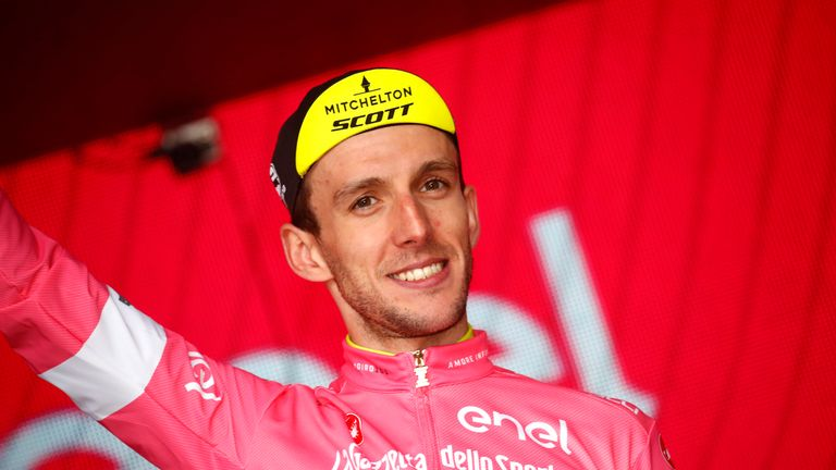 Simon Yates is closing on a first Grand Tour title