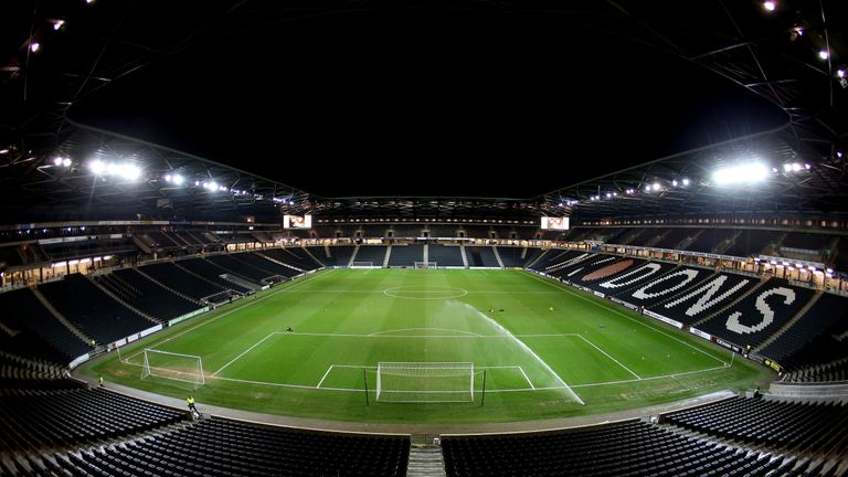 Tottenham have been given the green light to host Watford in the Carabao Cup at Stadium MK, which has a capacity of 30,500