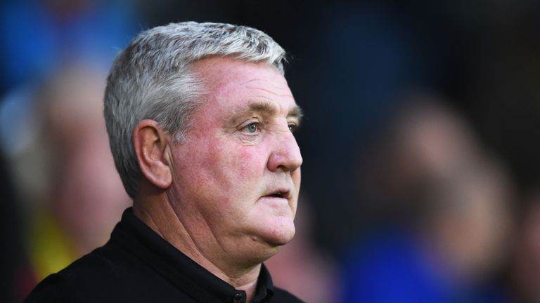 Steve Bruce has been busy in the transfer market
