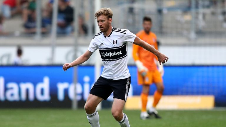 Tim Ream is absent for Fulham