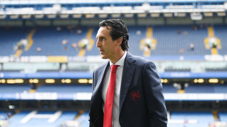 Unai Emery is already changing Arsenal's style, says Gary Neville