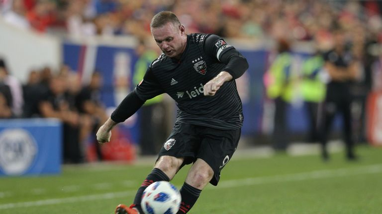 DC United are now closing in on the MLS play-offs