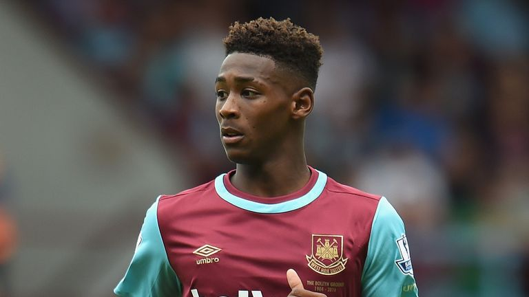 Everton are considering a £3m bid for West Ham's Reece Oxford