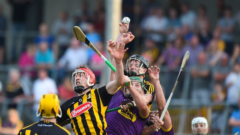 Kilkenny admirably fought their way back into the game