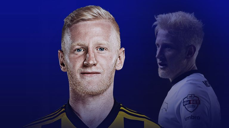 Watford midfielder Will Hughes is beginning to fulfil his potential