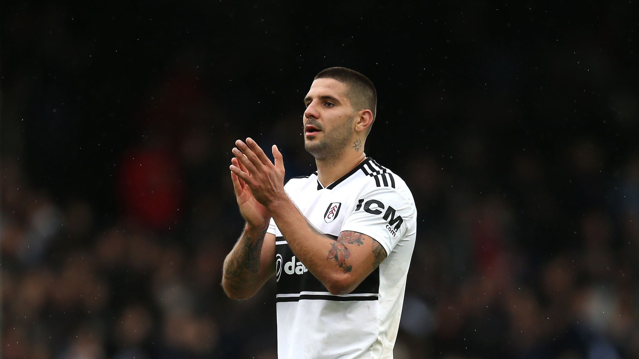Could Mitrovic join Villa?