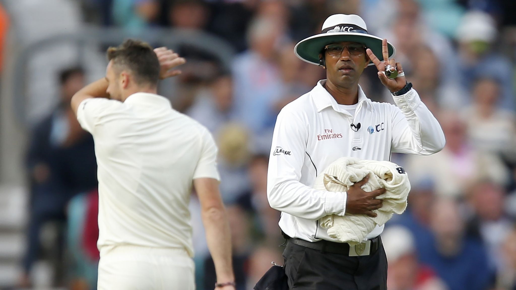 England v India: All you need to know from day three at The Oval