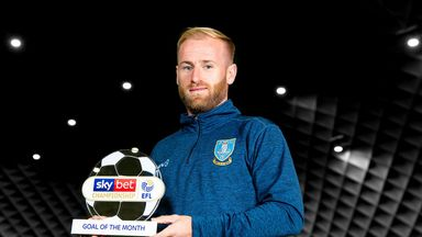 fifa live scores - Sky Bet EFL Goal of the Month winners: Barry Bannan, Siriki Dembele and Lee Frecklington win August awards