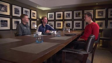 Joe Root and Stuart Broad reflect on a successful Test summer for England