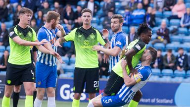 fifa live scores -                               'Celtic defence found out by Killie'