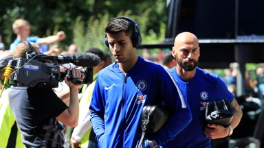 fifa live scores -                               Chelsea's return to UK delayed