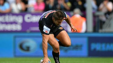 Exeter Chiefs have made a fast start to the new season and recorded a third consecutive bonus-point win on Saturday
