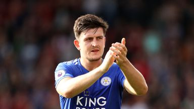 fifa live scores - WATCH: Should Harry Maguire have been sent off against Bournemouth?