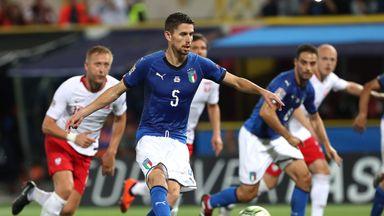 fifa live scores - Nations League round-up: Jorginho rescues Italy against Poland
