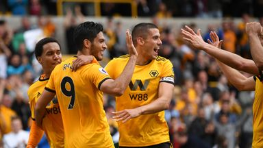 Wolves will be looking to continue their fine recent form at the weekend