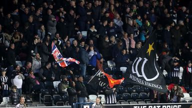 The club needs their fans more than ever, said Rule