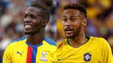 fifa live scores - Do reputations precede Wilfried Zaha and Neymar?