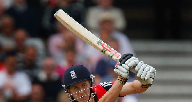 England win rain-marred fourth ODI to claim series