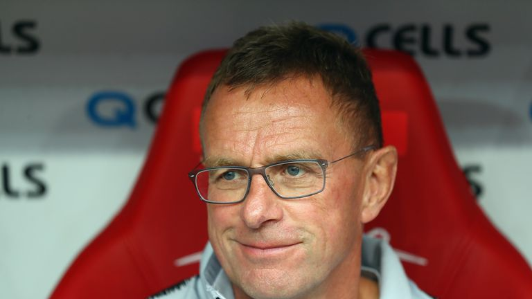 Rangnick has emerged as a contender for the Chelsea job