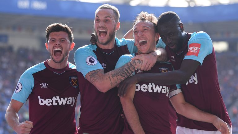 Arnautovic believes he and Mark Noble are leaders in their own right