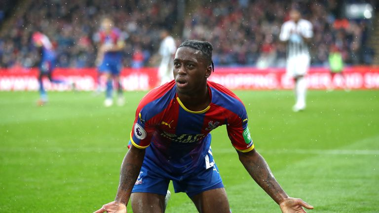 Aaron Wan-Bissaka has been called up to England's U21 side