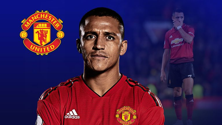 Alexis Sanchez is struggling to find his form for Manchester United