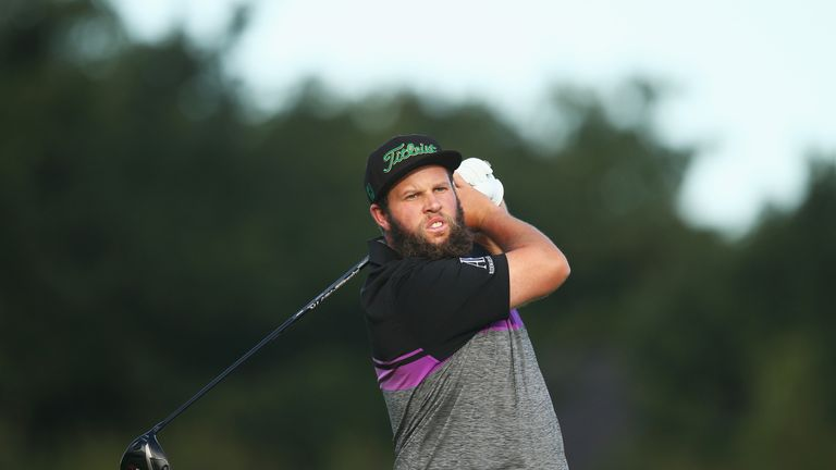 Andrew Johnston will be keen to emulate his Hero Challenge win