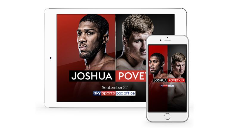 JOSHUA V POVETKIN - WAYS TO WATCH