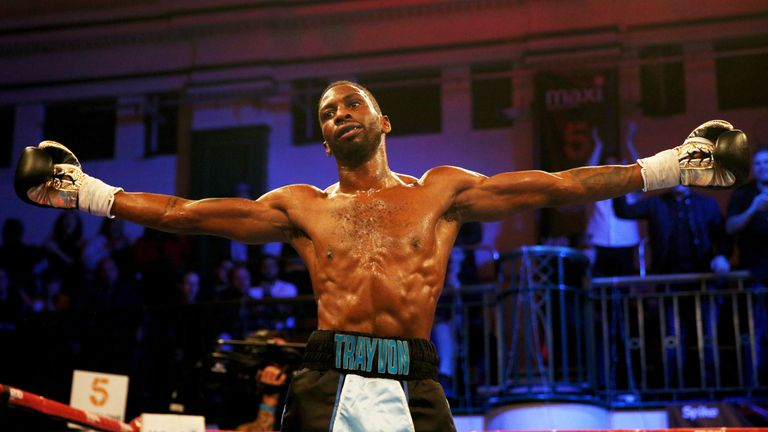 Byfield has already ruined the unbeaten record of a young prospect