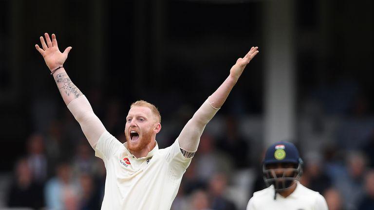 Ben Stokes grabbed 4-40 as England won the first Test at Edgbaston