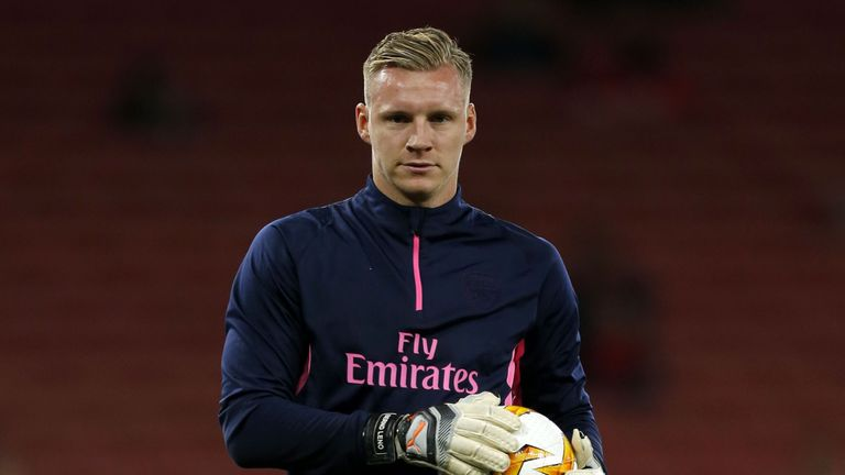 How Did Bernd Leno Do On Arsenal Debut Against Vorskla