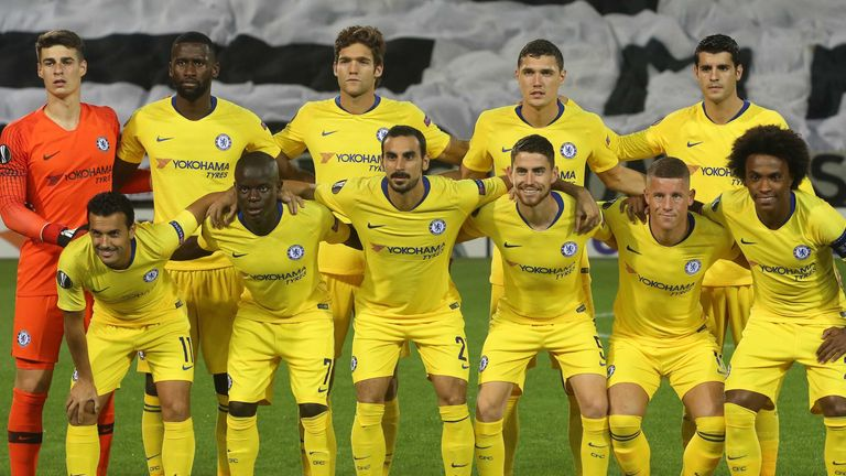 Chelsea won 1-0 in the Europa League Group L opener against PAOK
